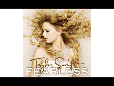 TaylorSwift Fearless