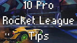 10 Rocket League Skills You