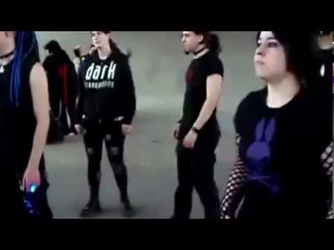 DÄNCE MIT DE GÄNSE - CYBERGOTH DANCE