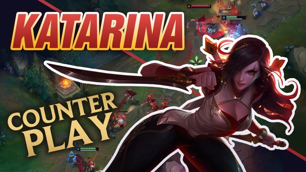 How to Counter Katarina: Mobalytics Counterplay - YouTube
