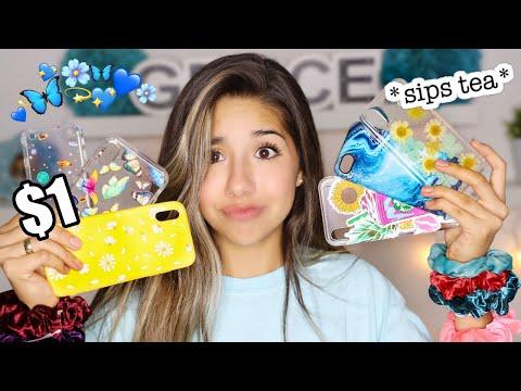 Cheap VSCO Girl Phone Cases!