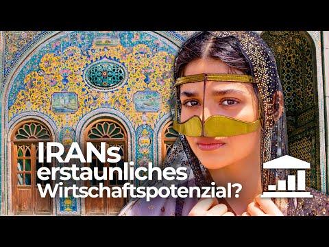 Kann der IRAN zur SUPERMACHT aufsteigen? - VisualPolitik DE