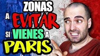 PARIS - Barrios que NO DEBES VISITAR  ZONAS PELIGROSAS | TIPS CONSEJOS FRANCIA thumbnail