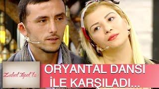 Zuhal Topal'la 91. Bölüm (HD) | Dilek'ten Talibine Oryantal Danslı Karşılama
