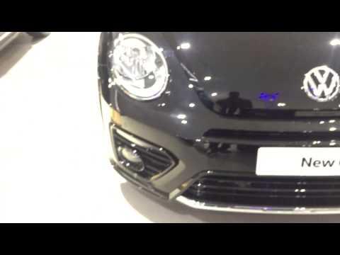 2017 Volkswagen Beetle - Exterior and Interior Review