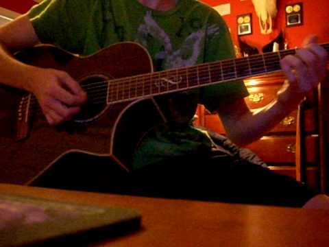 Whiskey Lullaby Brad Paisley Guitar Cover with TABS