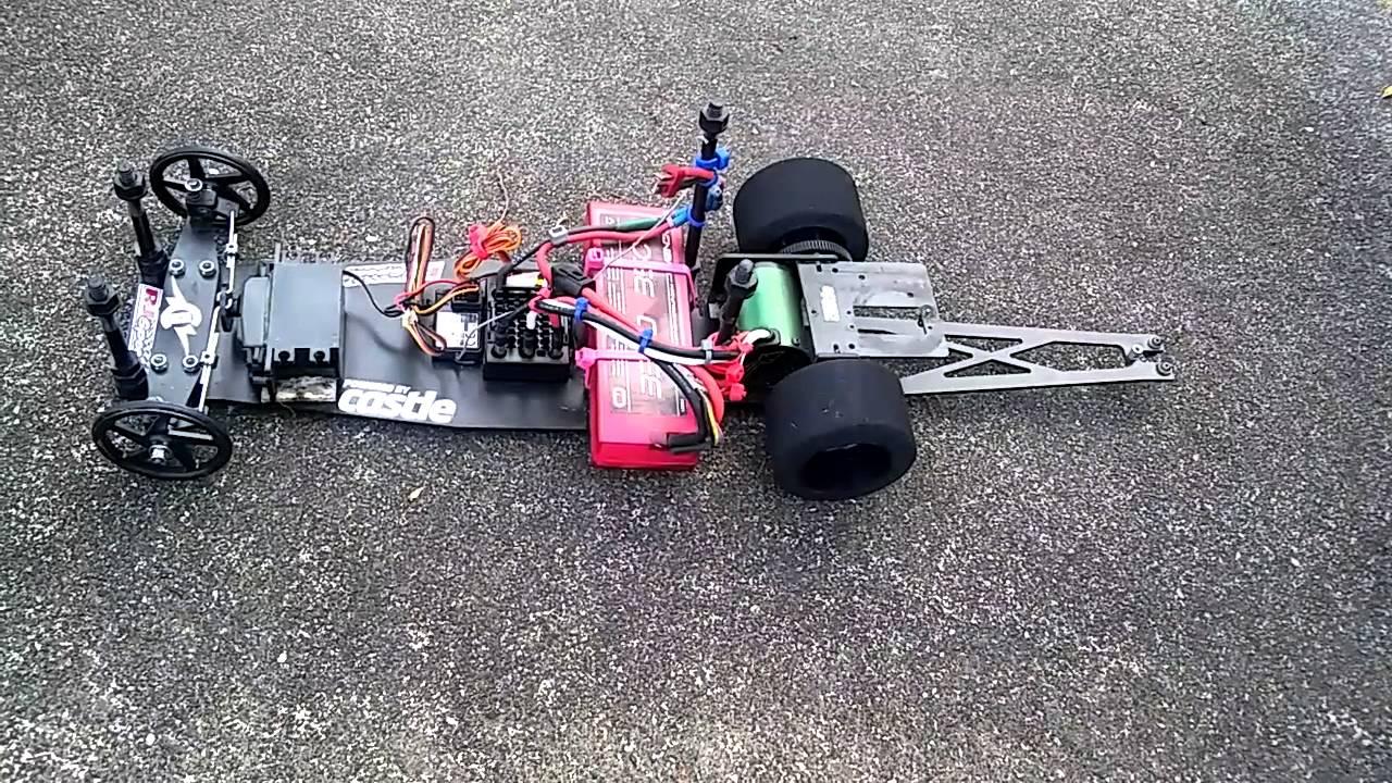 Rj Speed Pro Mod Pro Stock Drag Car Speed Run With 1 4