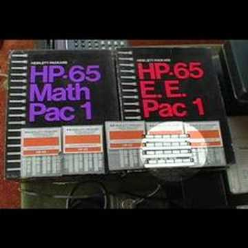35 Years of HP Calculators