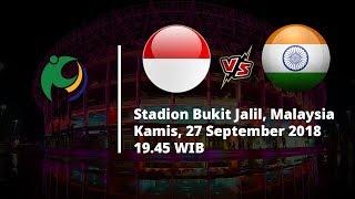 Download Video Jadwal Pertandingan AFC U-16, Indonesia akan Berhadapan dengan India MP3 3GP MP4