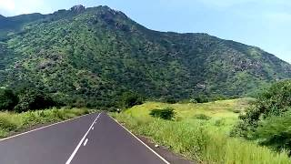 The most beauty road in Ethiopia , Jimma