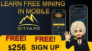 खुद TRADE करो | FREE USDT & Mining in Mobile | Bityard Cryptocurrency Trading exchange | Arsh Warwal