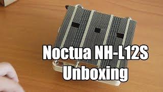 [Unboxing] Noctua NH-L12S : Revamping a classic!