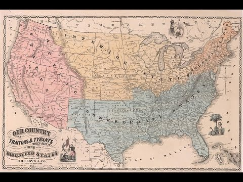 Is This the OLDEST Alternate History Map? - YouTube