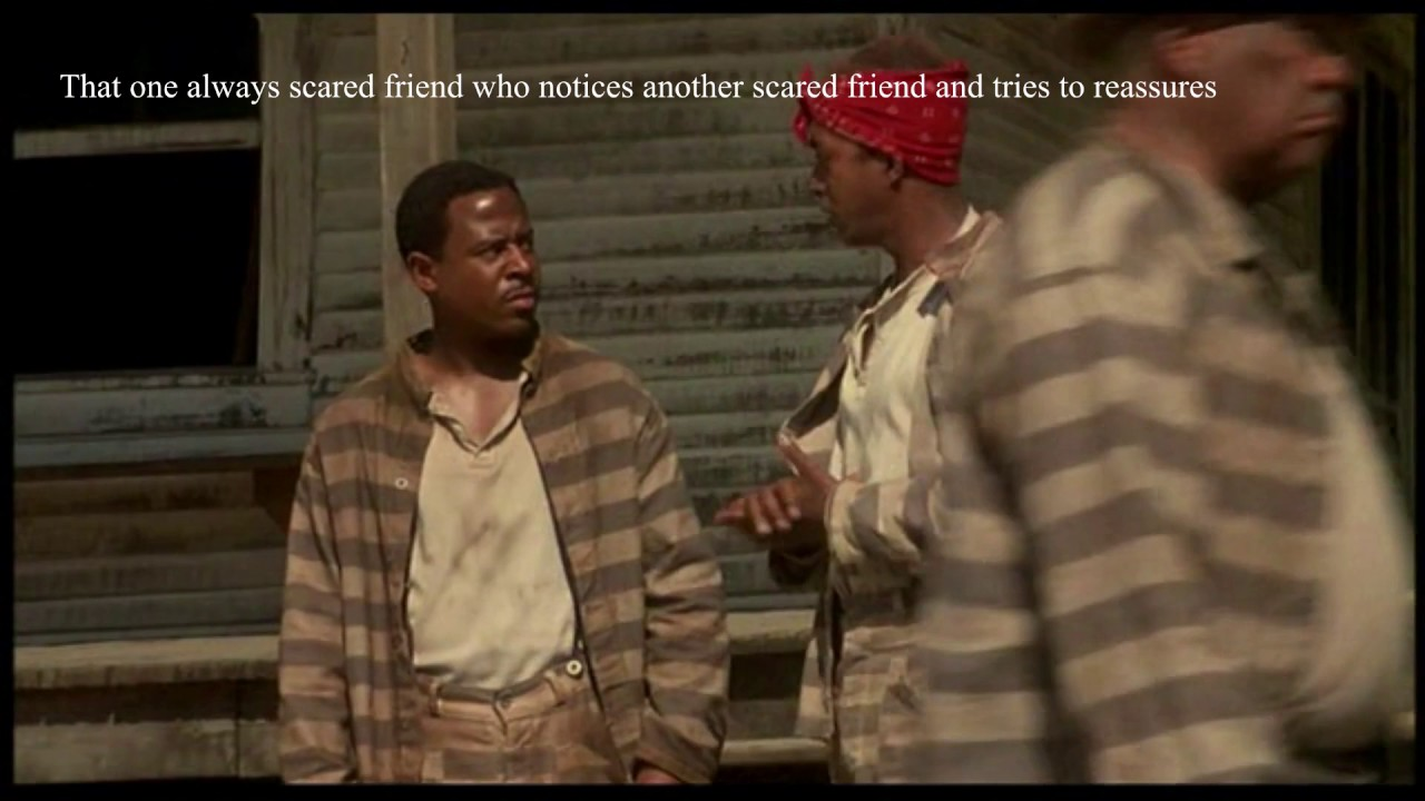"Life Martin Lawrence Funny Moment, ""Don't Be Scared"""