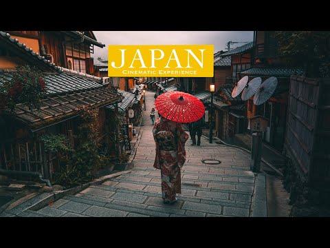 JAPAN CINEMATIC | SONY A7III + DJI Mavic 2 Pro | 4K UHD
