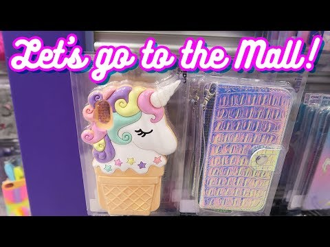 Vlog: Let's go to the Mall!