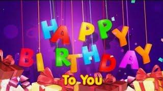 HAPPY BIRTHDAY SONG-  saal Bhar Mein Sabse Pyara Hota Hai Ek Din video editing (Avinash Labyagol )