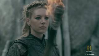 Vikings - The Battle For Kattegat [Season 4B Official Scene] (4x19) [HD]