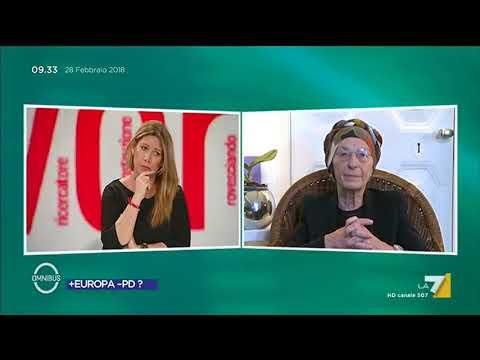 L'intervista ad Emma Bonino: 'Vi spiego perchè ci vuole +Europa'