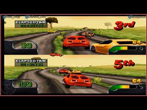 Play Together - Cruis'n World N64: Cruise the World [Part 5] Kenya