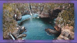 WATERFALL NATURE SPIRITUAL MUSIC 2020 - Natural Sounds Music, Aspirational