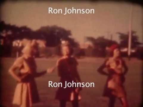 Rockford Peaches Baseball Circa 1945