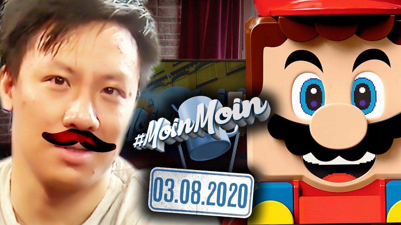 Meine Anime-Empfehlungen & Lego Super Mario | MoinMoin mit Viet