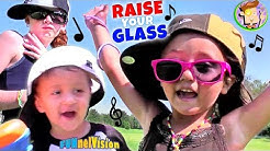 RAISE YOUR GLASS (Funnel Vision MUSIC VIDEO)