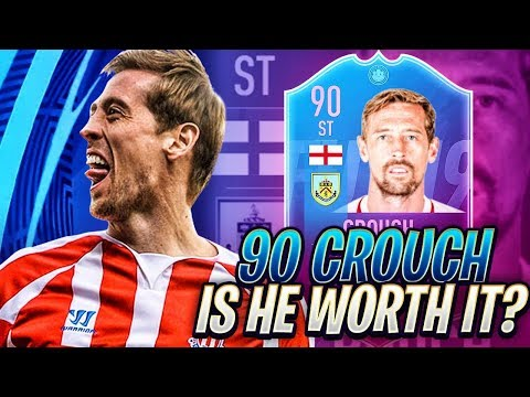 THE BEST SBC EVER!? PREMIUM SBC PETER CROUCH REVIEW! FIFA 19 Ultimate Team
