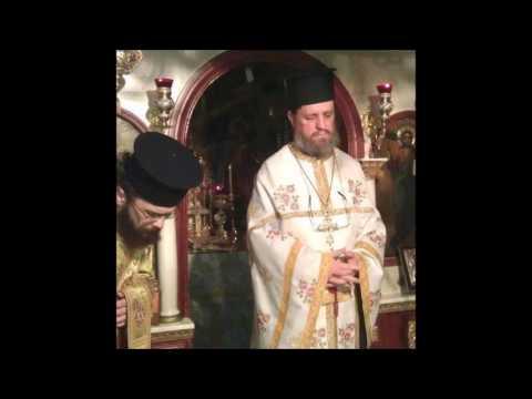 Πάτερ Ιωάννης, ομιλία: Ποιές και πότε οι δυο πασχαλιές και η παγκόσμια εξαπάτηση