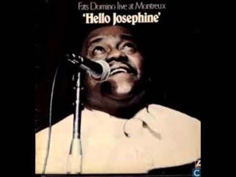 Fats Domino - Stagger Lee - [unique song recording] - Live at Montreux - 1973