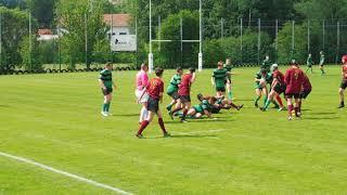 U18 - Rugby Dragon Brno vs Sparta Praha