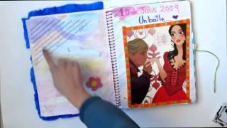 1.5 Manualidad para SAN VALENTIN: El diario..Avance