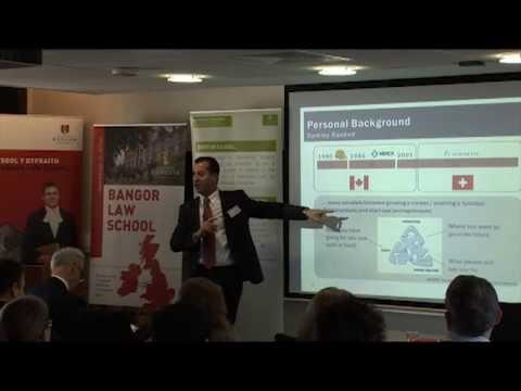 Sammy Rashed, Novaratis Pharma AG, Exec Partner for Corporate Research