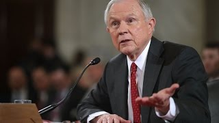 Sessions backs off Muslim ban, waterboarding