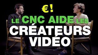 Le CNC aide les créateurs vidéo !