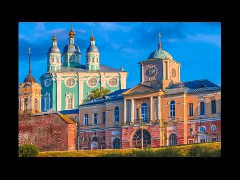Smolensk - Russia. HD Travel.