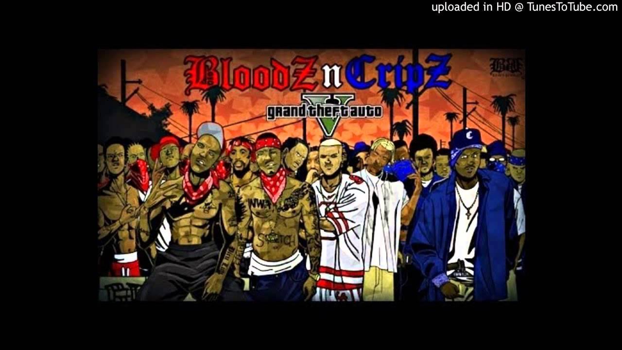 Crips Bloods