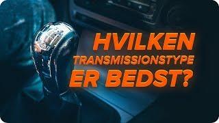 VW BEETLE vedligeholdelse tricks