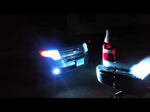 Ford Edge Sel Plus Awd Hids Fog Lights