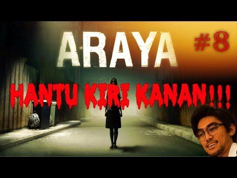 ARAYA with RezZaDude - HANTU KIRI KANAN!