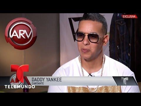Daddy Yankee habla de su enfermedad | Al Rojo Vivo | Telemundo
