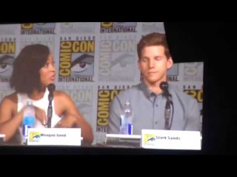 Max Borenstein Talks Minority Report At Comic Con #SDCC