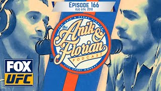 UFC 227 recap, Alex Perez, James Vick, and Eric Albaraccin | EPISODE 166 | ANIK AND FLORIAN PODCAST