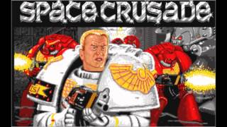 Space Crusade in game music Atari ST