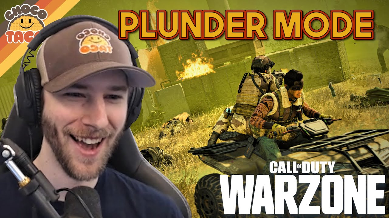 chocoTaco Tests CoD Warzone PLUNDER Mode ft. Viss and RealKraftyy – Call of Duty Warzone Gameplay