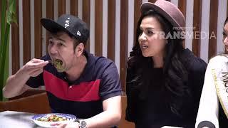 RAFFI BILLY & FRIENDS - Cerita Alya Tentang Insidennya Di Ajang Miss Indonesia (8/9/18) Part 1