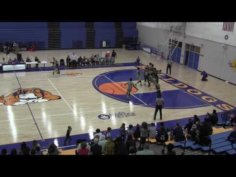 Allan Hancock vs Napa Valley College Men's Basketball FULL GAME 11/18/16
