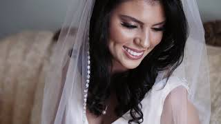 """Aaliyah + Shea Cinematic Wedding Film Featuring """"Promise to Love Her"""" by Blane Howard"""