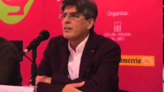 FIL 2014 - '¡Y llegó el Centenario!': Juan Luis Orrego